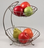 Two-Tier Fruit Bowl
