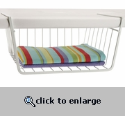 Under-Shelf Storage Basket