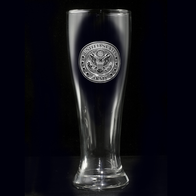 Army Pilsner Beer Glass