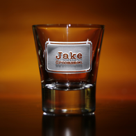 Best Man Groomsmen Shot Glass Gift Ideas