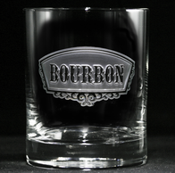 Bourbon Banner Glass