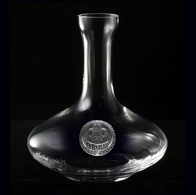 Company Logo Wine Decanter