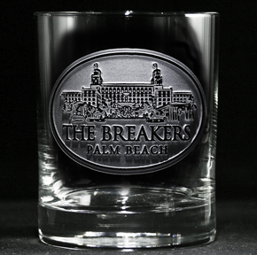 Corporate Logo Engraved Scotch Whiskey Glasses