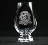 Custom Engraved Personalized Glencairn Glasses