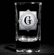 Custom Logo Shot Glasses