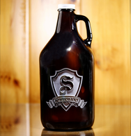 Engraved Beer Growler