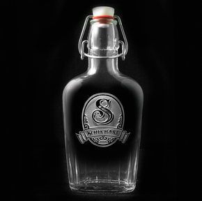 Engraved Flask Gift