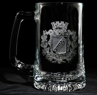 Engraved Personalized Custom Monogram Beer Mugs