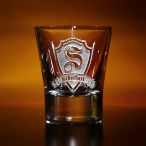 Engraved Shot Glass Gift