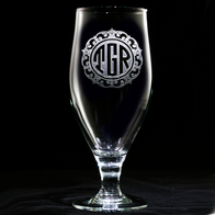 Engraved Water Goblets for Women
