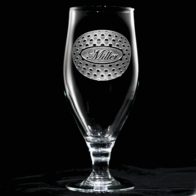 Engraved Beer Goblets for Men