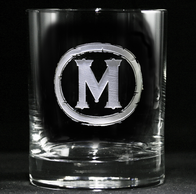 Custom Whiskey Scotch Bar Glasses