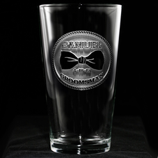 Groomsmen Beer Glass Gifts