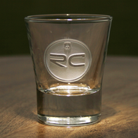 Ray Cash Care Shot Glasses