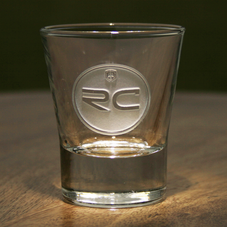 Ray Cash Care Shot Glass Gift