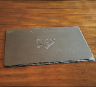 Slate Serving Tray Wedding Gift