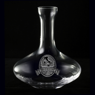 Wine Decanters, Custom Engraved