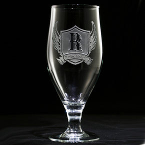 Wings and Shield Goblet
