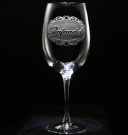Zinfandel Wine Glass