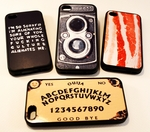 Nifty Iphone 4 and 5 cases