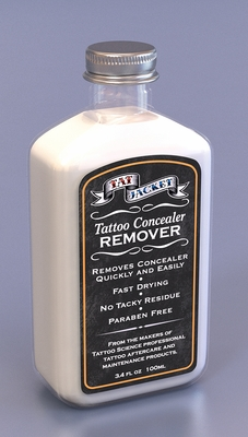 TATTOO CONCEALER REMOVER