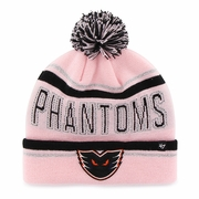 47 Brand Pink Sparkle Knit Hat