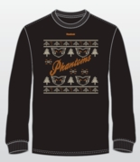 Phantoms ugly Christmas tee by Reebok