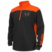 Phantoms Youth Black & Orange Quarter Zip