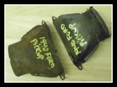 1940 1946 FORD PICKUP TRUCK DEFROSTER / HEATER DUCT PAIR