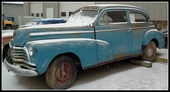 1946 CHEVROLET 2 DOOR SEDAN WITH TITLE