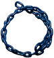 Anchor Lead Chain Vinyl Coated -Greenfield Products