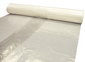 1.5 Mil Clear Plastic Sheeting -Poly America