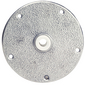 "Lock'N-Pin 3/4"" Aluminum Base Plate -Swivl-Eze"