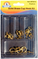 Assorted 16 Piece Brass Cup Hook Kit -Handiman
