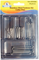 Assorted 28 Piece Stainless Steel Cotter Pin Kit -Handiman