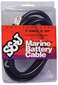 Tinned Copper Battery Cables -Handiman