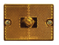 Square Marker/Clearance Light With Reflex -Optronics