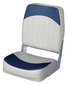 Economy High Back Fold Down Fishing Chair -Wise Seating