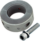 Limited Clearance Shaft Anode - Zinc With Slotted Screw -Martyr Anodes