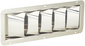 Louver Vent Stainless Steel -Attwood Marine