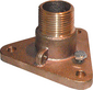 Bronze Pipe to Pipe Adapters