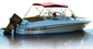 3 Bow Bimini Frame And Fabric Pre-Assembled -Attwood Marine