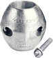 Streamlined Shaft Anode - Zinc With Slotted Screw -Martyr Anodes