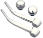 Stainless Steel Handles And Knobs -Teleflex