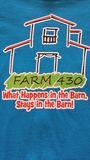 FARM 430 LONG SLEEVE T-SHIRTS