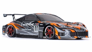 1/10 2.4Ghz Exceed RC Electric DriftStar RTR Drift Car 350 Orange Version
