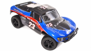 1/10 2.4Ghz Exceed RC Electric Rally Monster RTR Off Road Rally Truck Carbon Blue