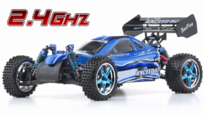 1/10 2.4Ghz Exceed RC Electric SunFire RTR Off Road Buggy Baha Blue