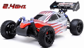 1/10 2.4Ghz Exceed RC Electric SunFire RTR Off Road Buggy (Red)