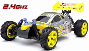1/10 2.4Ghz Exceed RC Electric SunFire RTR Off Road Buggy (Yellow)